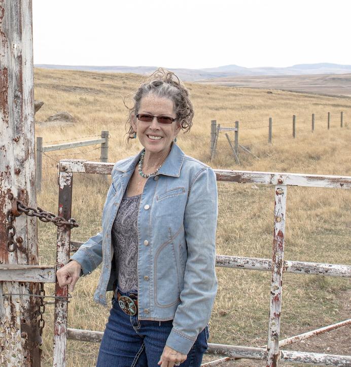 Lynda Baxter Landscape Artist